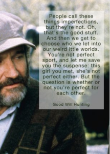 Robin Williams - Goodwill Hunting quote